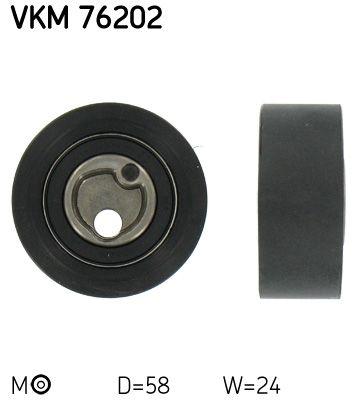 VKM 76202 SKF Spannrolle, Zahnriemen VKM 76202 günstig kaufen