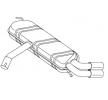 Endschalldämpfer Golf 5 Bj 2006 VS-517