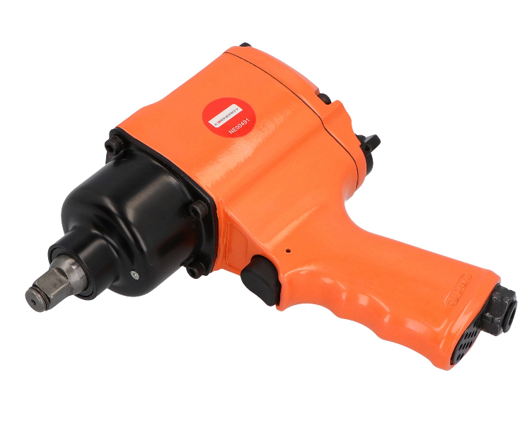 "Køb NE00491 ENERGY pneumatisk, Gewicht: 6kg, Maße Antriebsvierkant: 12,5 (1/2"")mm (tommer) Luftnøgle NE00491 billige"