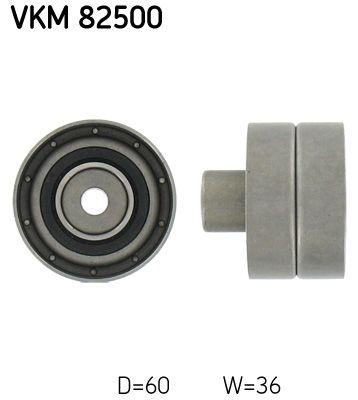 OE Original Umlenk- / Führungsrolle, Zahnriemen VKM 82500 SKF