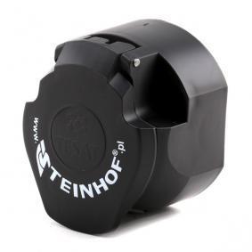 WUK-01 Elektrosatz, Anhängevorrichtung STEINHOF Test