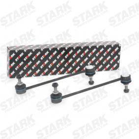 SKRKS-4420007 STARK Vorderachse links, Vorderachse rechts Reparatursatz, Stabilisatorkoppelstange SKRKS-4420007 günstig kaufen