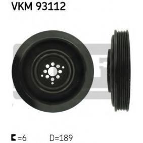 DPF357.01K1 Riemenscheibe Kurbelwelle Kurbelwellenriemenscheibe SNR