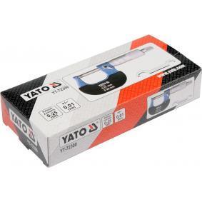 YT-72300 Bügelmessschraube YATO - Markenprodukte billig