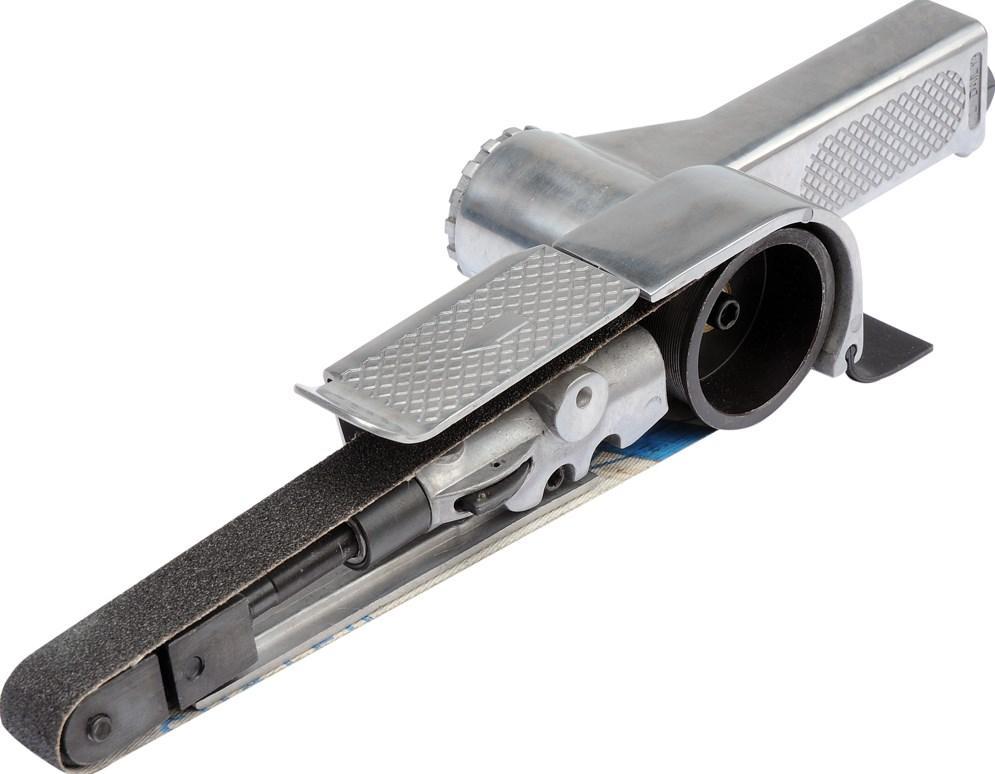 """YT-09742 YATO Maße Antriebsvierkant: 6,3 (1/4"""")mm (Zoll), Luftverbrauch: 200l/min Bandschleifer YT-09742 günstig kaufen"""