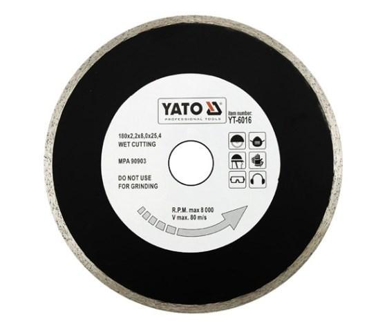 YT-6017 YATO Trennscheibe, Winkelschleifer YT-6017 günstig kaufen