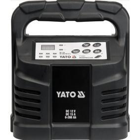 YT-8303 YATO Batterie-Kapazität: 6-200Ah, max. Ladestrom: 15A Spannung: 230V Starthilfegerät YT-8303 günstig kaufen