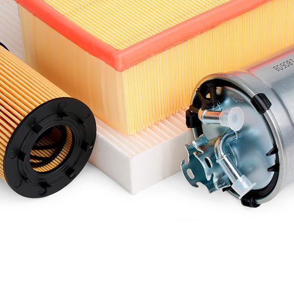 4055F0165 Filter-Satz RIDEX - Markenprodukte billig