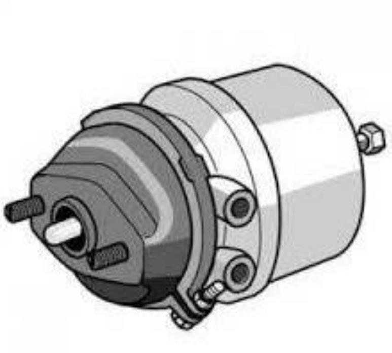 KNORR-BREMSE Fjäderbromscylinder K004040N00 till MERCEDES-BENZ:köp dem online