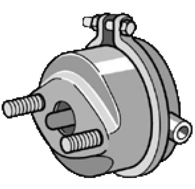 Kolbenbremszylinder KNORR-BREMSE K015589 mit 15% Rabatt kaufen