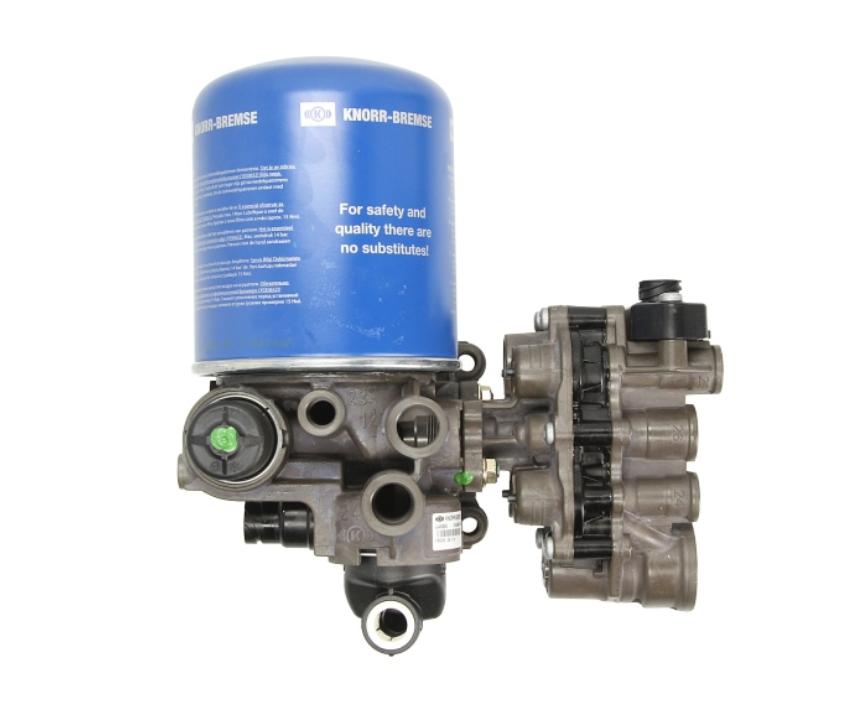 KNORR-BREMSE Osuszacz powietrza, instalacja pneumatyczna do MITSUBISHI - numer produktu: K043830N00