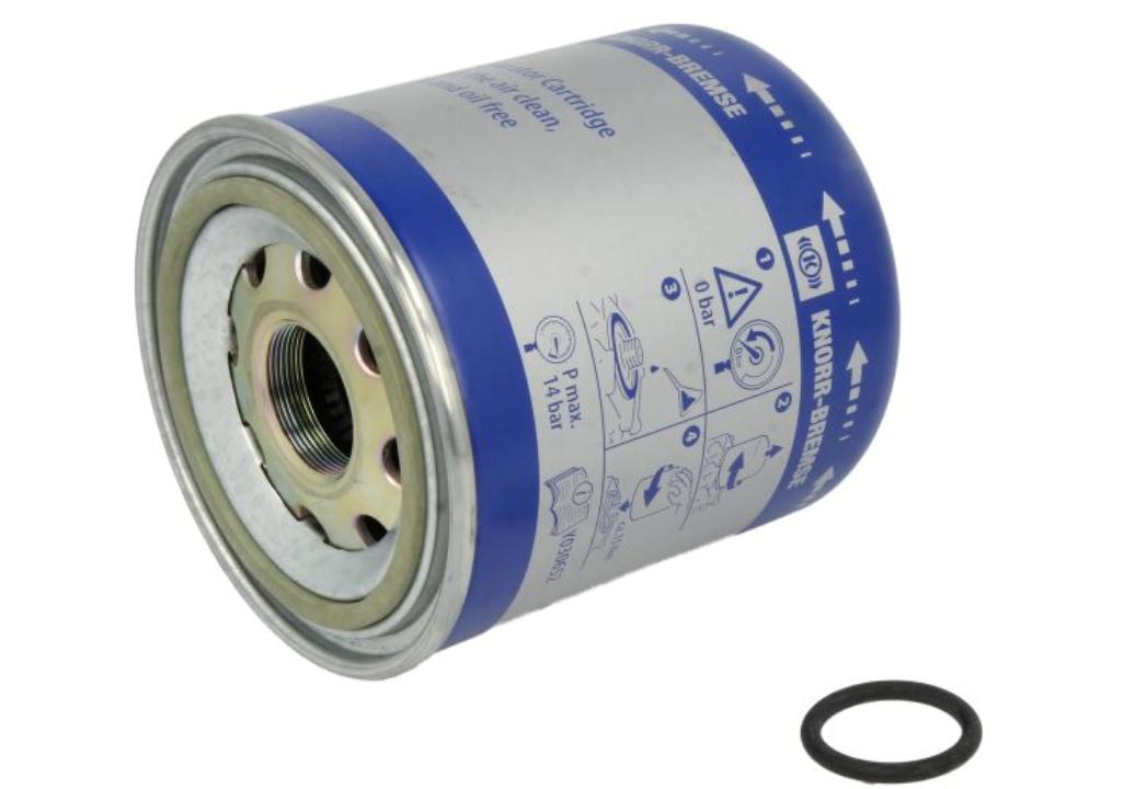 Cartouche de dessicateur, système d'air comprimé KNORR-BREMSE pour VOLVO, n° d'article K039453