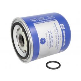 Lufttrocknerpatrone, Druckluftanlage KNORR-BREMSE K039455 mit 15% Rabatt kaufen