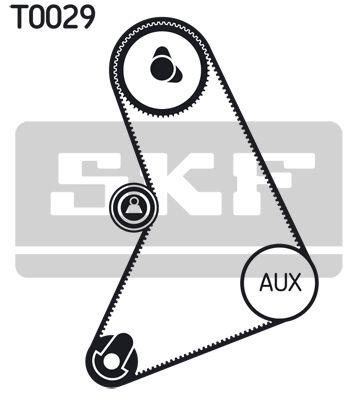 VKMA04000 Zahnriemen Kit SKF VKM14000 - Große Auswahl - stark reduziert