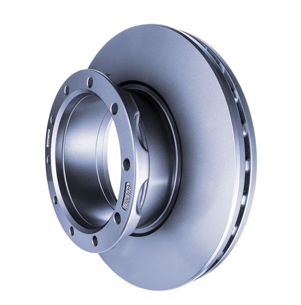 KNORR-BREMSE Bremsscheibe für SCANIA - Artikelnummer: K000810