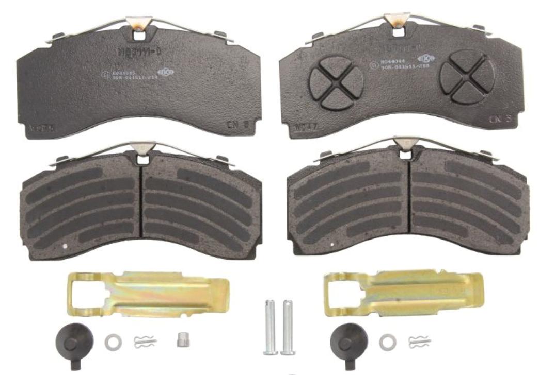 Bremsbeläge KNORR-BREMSE K035471K50