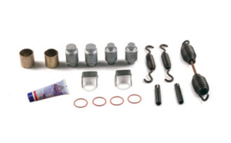 AXL106 MERITOR Bremsbackenbolzensatz für DENNIS online bestellen