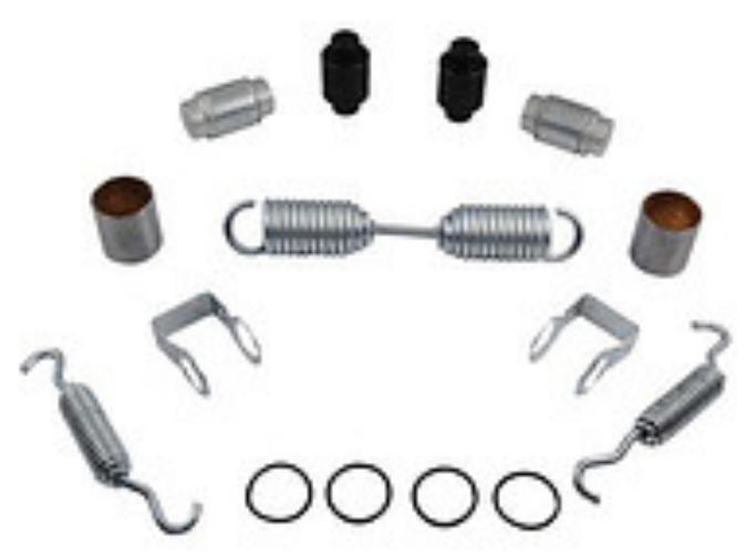 AXL117 MERITOR Reparatursatz, Bremsbackenlagerung für DENNIS online bestellen