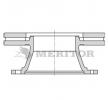 MBR6028 MERITOR Bromsskiva: köp dem billigt