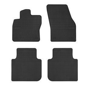 547952 FROGUM Maßgefertigt Gummi, vorne und hinten, Menge: 4, schwarz Autofußmatten 547952 günstig kaufen