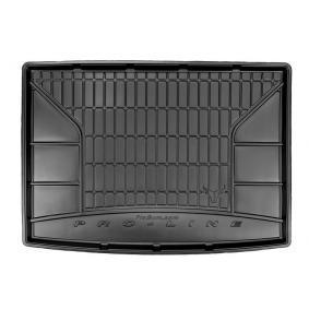 TM549710 FROGUM für oberen/hohen Ladeboden passend, Kofferraum, schwarz, Gummi, für Fahrzeuge mit doppeltem Ladeboden Kofferraumwanne TM549710 günstig kaufen