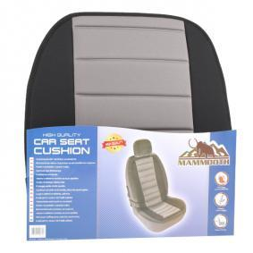 A047 222770 MAMMOOTH Front, Black, Grey, Polyester Number of Parts: 1-part Seat cover A047 222770 cheap