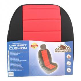A047 222790 MAMMOOTH Front, Black, Red, Polyester Number of Parts: 1-part Seat cover A047 222790 cheap
