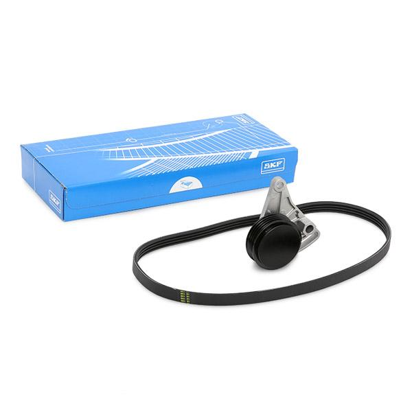 VKMV4PK855 SKF Länge: 855mm, Rippenanzahl: 4 Keilrippenriemensatz VKMA 31128 günstig kaufen