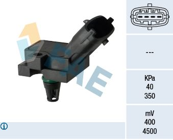 OE Original Sensor, Saugrohrdruck 15188 FAE