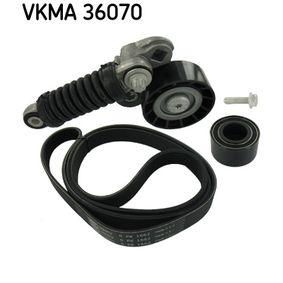 SKF VKMA 36072 Keilrippenriemensatz