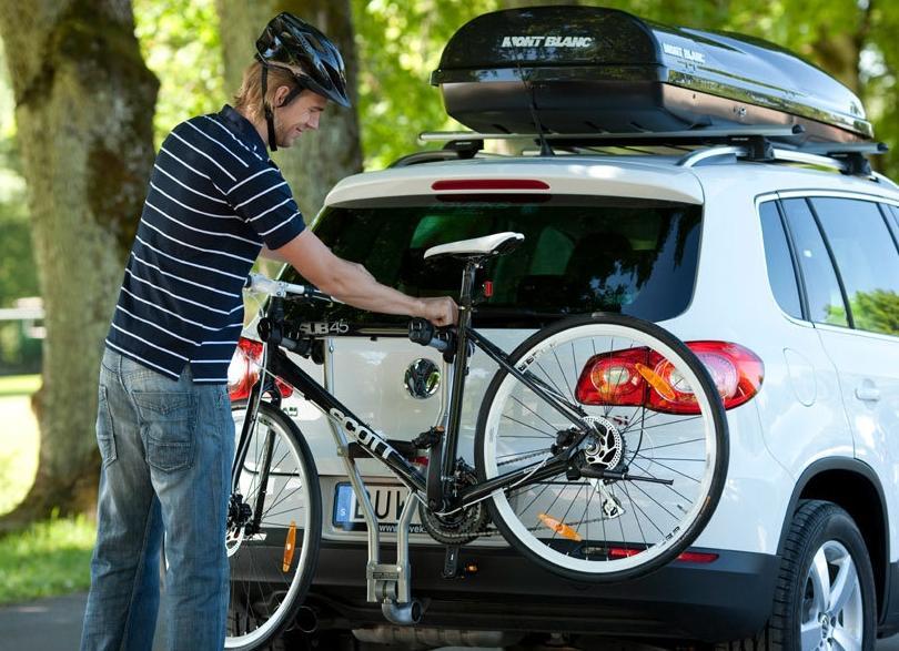 481000 Porta-bicicleta traseira MONT BLANC 481000 Enorme selecção - fortemente reduzidos