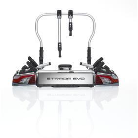 Comprare 022700 ATERA STRADA Gancio traino, 17kg Dimensioni max. telaio bici: 80mm, Dimensioni min. telaio biciclette: 25mm Portabiciclette, per portellone posteriore 022700 poco costoso