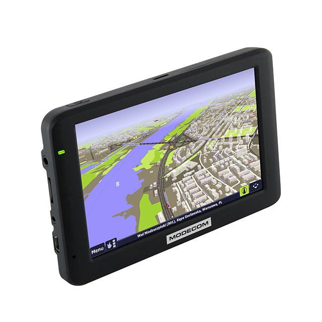 FREEWAY MX4 HD Navigationssystem MODECOM in Original Qualität