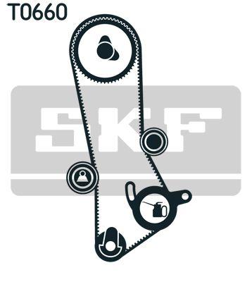 SKF   Zahnriemensatz VKMA 91201