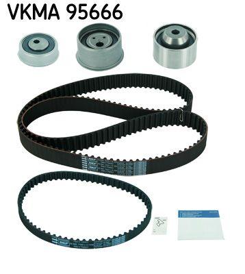 VKMT956662 SKF Zähnezahl 1: 153 Zahnriemensatz VKMA 95666 günstig kaufen
