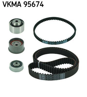 SKF Zahnriemensatz VKMA 95674