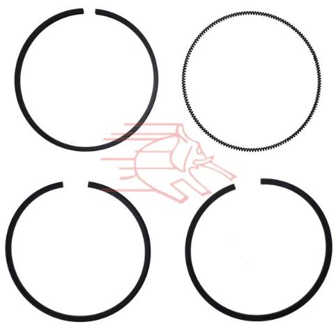 WSK.93.1 TRUCKTECHNIC Piston Ring Kit: buy inexpensively