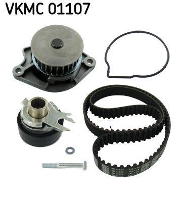 SKF Wasserpumpe + Zahnriemensatz VKMC 01107