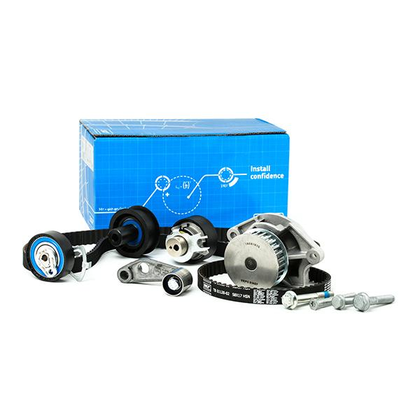 Water pump and timing belt kit SKF VKMC 01121-1 - find, compare the prices and save!
