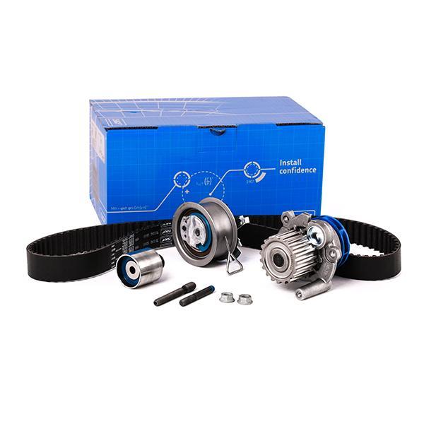 Acheter Pompe à eau + kits de courroies moteur SKF VKMC 01250-1 à tout moment