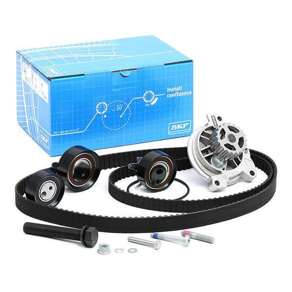 kjøpe Vannpumpe + registerreimsett VKMC 01258-1 når som helst