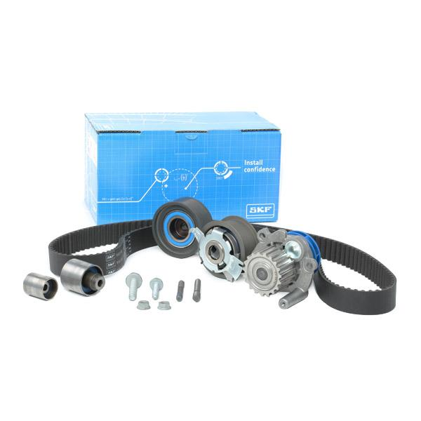 Volkswagen BEETLE 2012 Belts, chains, rollers SKF VKMC 01263-1: Teeth Quant.: 160