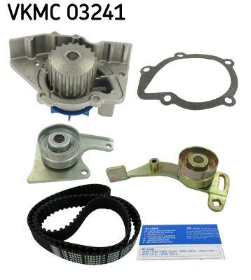 Registerreimsett med vannpumpe SKF VKMC 03241 Anmeldelser