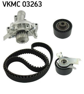 VKMC 03263 Zahnriemensatz mit Wasserpumpe SKF - Markenprodukte billig
