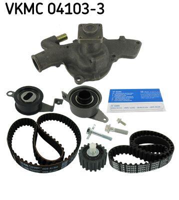 VKPC84410 SKF Wasserpumpe + Zahnriemensatz VKMC 04103-3 günstig kaufen