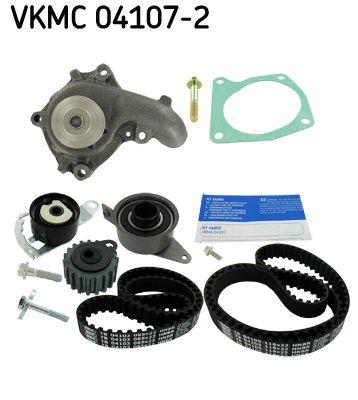 VKPC84409 SKF Wasserpumpe + Zahnriemensatz VKMC 04107-2 günstig kaufen