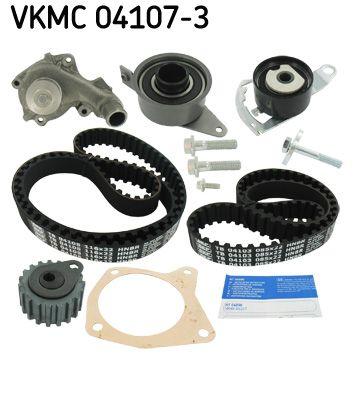 VKPC84408 SKF Wasserpumpe + Zahnriemensatz VKMC 04107-3 günstig kaufen