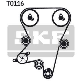 VKMC05222 Wasserpumpe + Zahnriemenkit SKF VKMA05222 - Große Auswahl - stark reduziert
