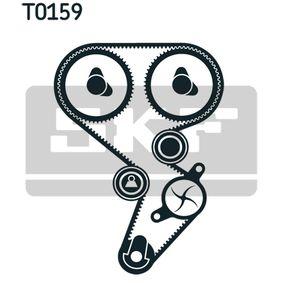 VKMC 06020 Vattenpump + kuggremssats SKF originalkvalite