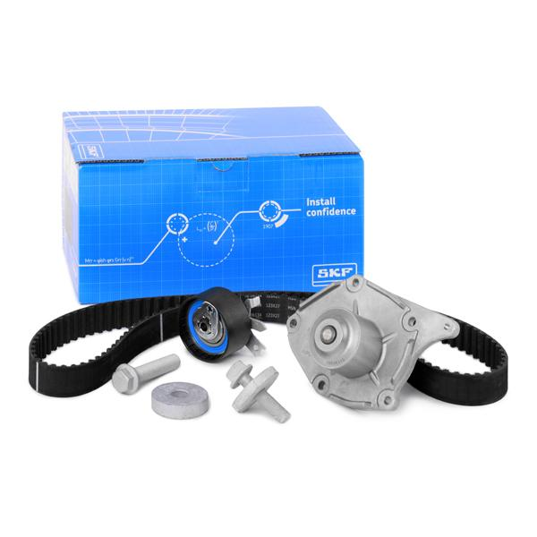 Bomba de água + kit de correia dentada VKMC 06134-2 para NISSAN preços baixos - Compre agora!